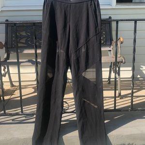 BCBG Black dress pant